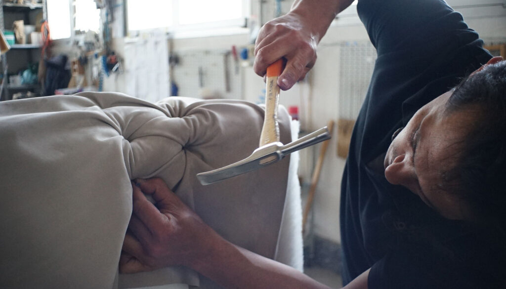 Sofa Maker, Custom Order and Services